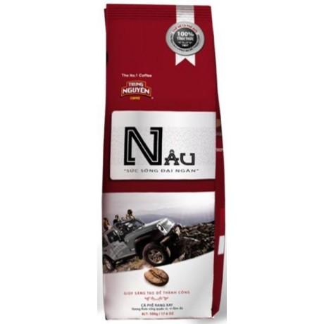 Cà phê Sức sống ( Nâu) - 500gr