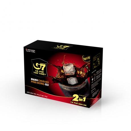 Cà phê G7 2in1 - Hộp 15 gói 16gr