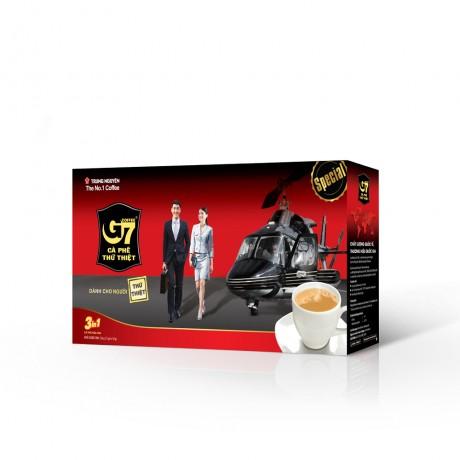 Cà phê G7 3in1 - Hộp 21 gói 16gr.